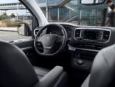 Freedom Auto Aanpassingen Peugeot Traveller rolstoelbus dashboard