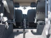 Mercedes Citan Rolstoelauto van Freedom Auto Aanpassingen aan de binnenkant