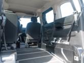 Opel Combo Rolstoelauto van Freedom Auto Aanpassingen van de binnenkant