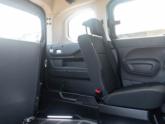 Opel Combo Rolstoelauto van Freedom Auto Aanpassingen zetel tweede rij