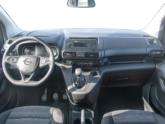Opel Combo Rolstoelauto van Freedom Auto Aanpassingen dashboard