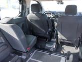 Opel Combo Rolstoelauto van Freedom Auto Aanpassingen interieur