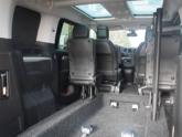 Peugeot Traveller rolstoelbus van Freedom Auto Aanpassingen binnenkant