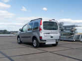 Renault Kangoo Rolstoelauto van Freedom Auto Aanpassingen achterkant