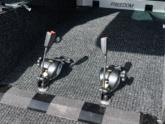 Renault Kangoo Rolstoelauto van Freedom Auto Aanpassingen rolstoel bevestiging
