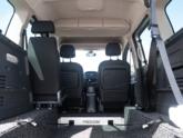 Renault Kangoo Rolstoelauto van Freedom Auto Aanpassingen interieur