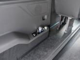 Ford Independence Rolstoelbus van Freedom Auto Aanpassingen rolstoelbevestiging