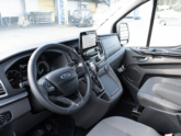 Ford Independence Rolstoelbus van Freedom Auto Aanpassingen dashboard