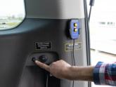 Ford Independence Rolstoelbus van Freedom Auto Aanpassingen elektrisch systeem