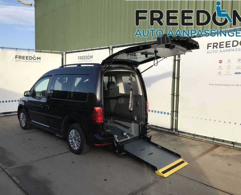 Rolstoel auto - Freedom Auto Aanpassingen