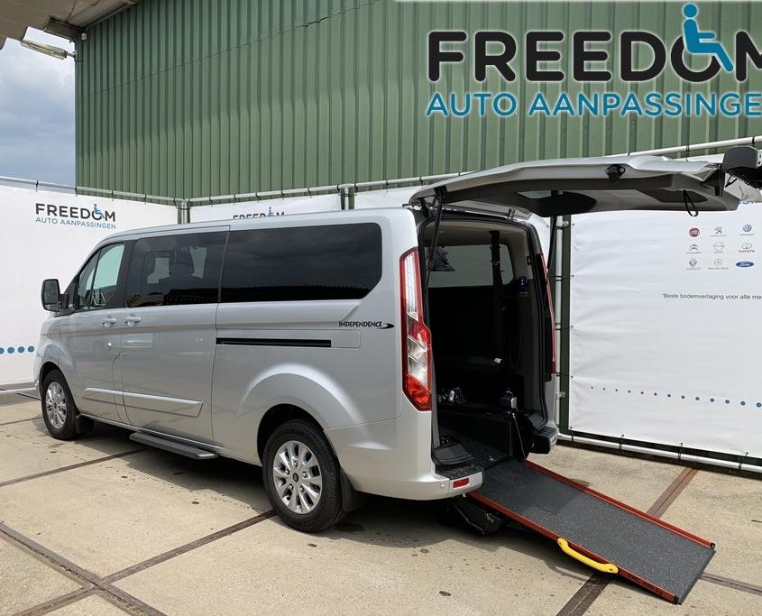 rolstoelbus private lease